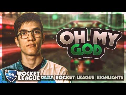 OMG Rocket League Moments: What a pass thumbnail