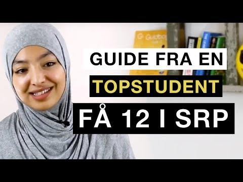 SRP-råd fra superstudenten Zainab der fik 11,6 i snit i gymnasiet