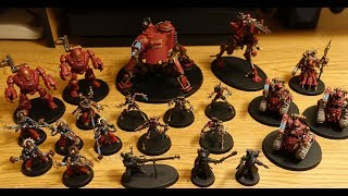 Ad Mech Army - Paiฑted & Magnetized, Warhammer 40k