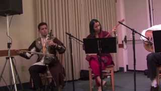 Stanford University, Azerbaijani music course Final Project with course instructor Imamyar Hasanov