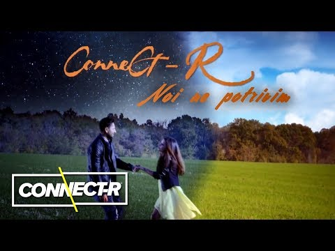 Connect-R - Noi Ne Potrivim | KARAOKE