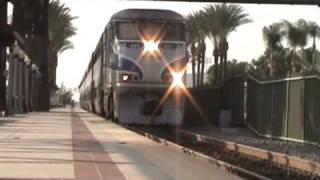 Three Shave and a Haircuts From Amtrak Pacific Surfliner 578