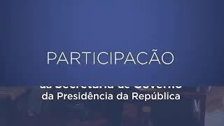 General Santos Cruz: Ministro da Secretaria de Governo em entrevista, esclarece para a população.
