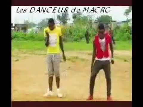 Les danseurs de macro musica