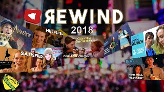 YouTube Rewind 2018: Broadway Theatre in Real Life | #YouTubeRewind