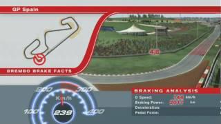 GP F1 Spain (Veľká cena F1 Španielska) Brembo brakes on www.autoholic.eu