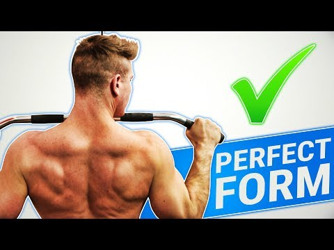How To: Lat Pulldown | 3 GOLDEN RULES
