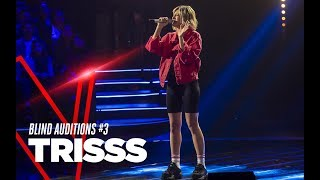 "Trisss  ""idontwannabeyouanymore"" - Blind Auditions #3 - TVOI 2019"