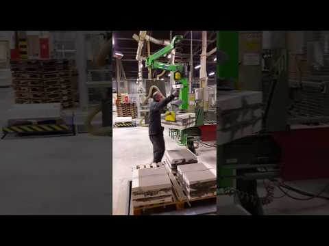 Intelligent Lift Assist Device For Handling Boxes