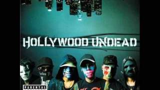 Обложка Bottle And A Gun Hollywood Undead With Lyrics