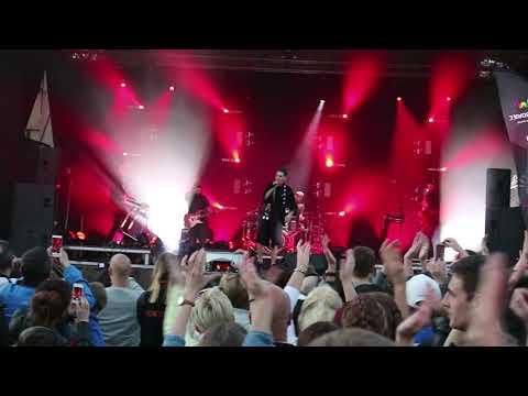 Koncert Agnieszki Chylińskiej, Wągrowiec 01-05-2018