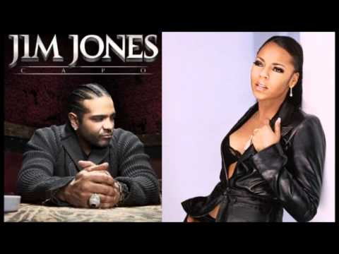Jim Jones Ft. Ashanti - Changing The Locks (New Song)