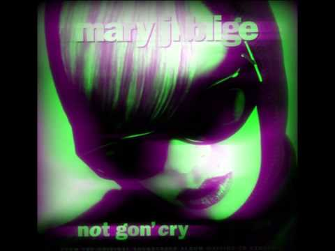 Mary J. Blige-Not Gon Cry (Chopped & Screwed by @G5Smiley1) Screw Love Vol. 2