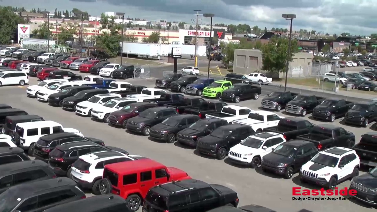 Check out Eastside Dodge Today! - YouTube