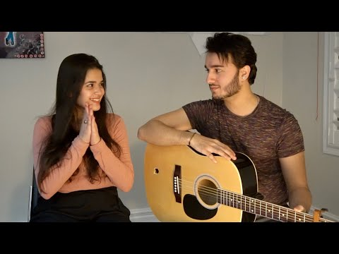 Our First Song Together | Shahveer Jafry Ft. Aniqa