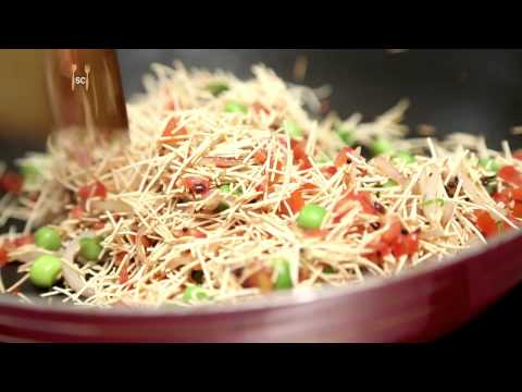 Vermicelli Upma - Easy To Make Quick Homemade Breakfast Recipe By Ruchi Bharani