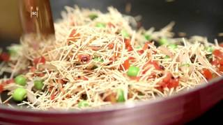 Vermicelli Upma - Easy To Make Quick Homemade Breakfast Recipe By Ruchi Bharani