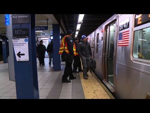 New York's Port Authority reopens after bomb attack