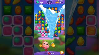 Candy Crush Friends Saga Level 16 - No Boosters