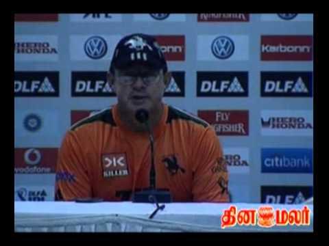 Geoff Marsh hails Pune Warriors Performance-DINAMALAR
