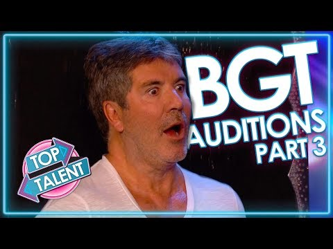 Britain's Got Talent 2019 | Part 3 | Auditions | Top Talent