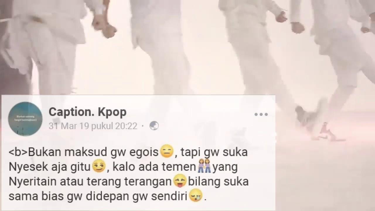Caption Anak Kpopers Part 1 Youtube