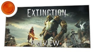 Preview - Extinction - Xbox One