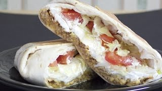 Make Your Own Taco Bell Crunchwrap Supreme