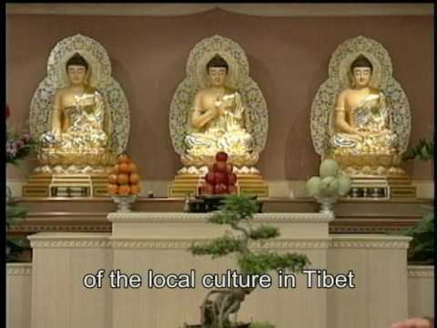 The distinction between Theravada Buddhism and Tibetan Buddhism(GDD-1098)DVD