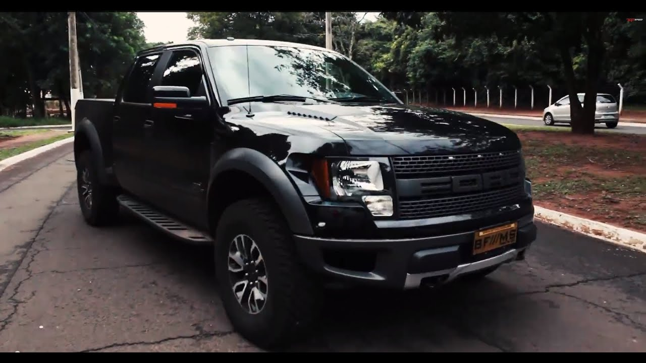 Avalia 231 227 O Ford F150 Raptor Svt Canal Top Speed Youtube