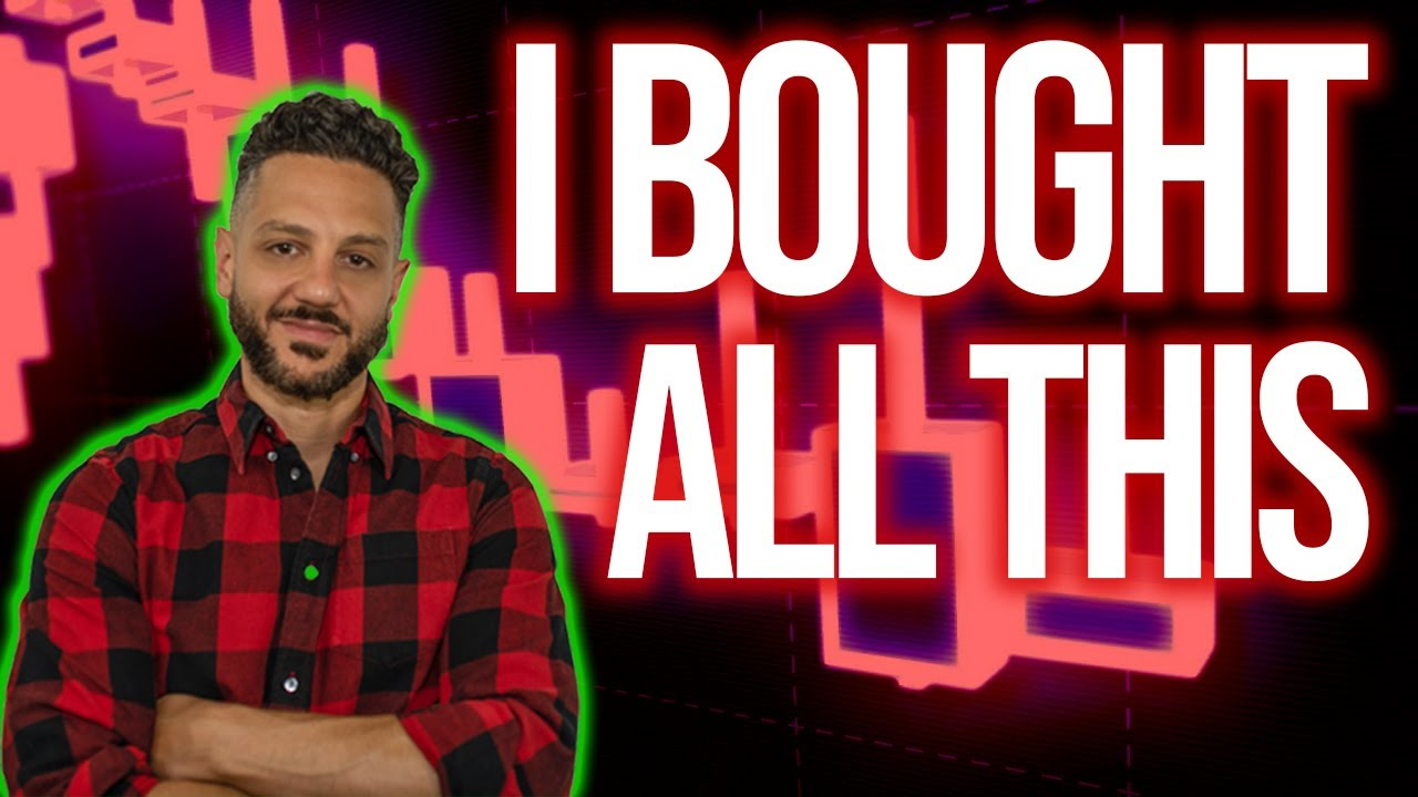 STOCKS & PENNY STOCKS I BOUGHT ON THE DIP 🔥🚨 [stocks to buy now]