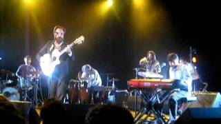 Iron and Wine - Lovesong of the Buzzard (Live at Turner Hall, 6/7/2011)