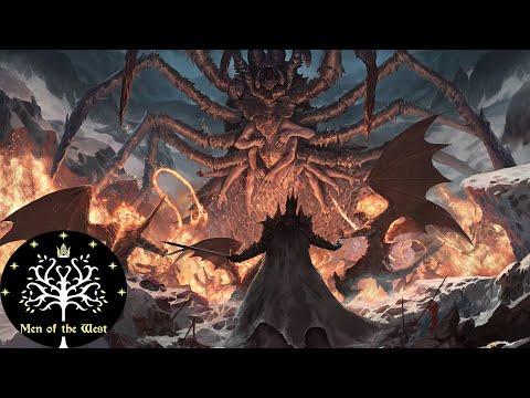 Melkor (Morgoth)- Epic Character History (Part I)