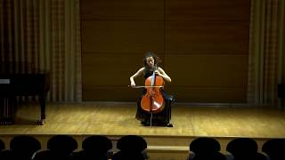 "Improvised Cello Meditation ""Bròn"""
