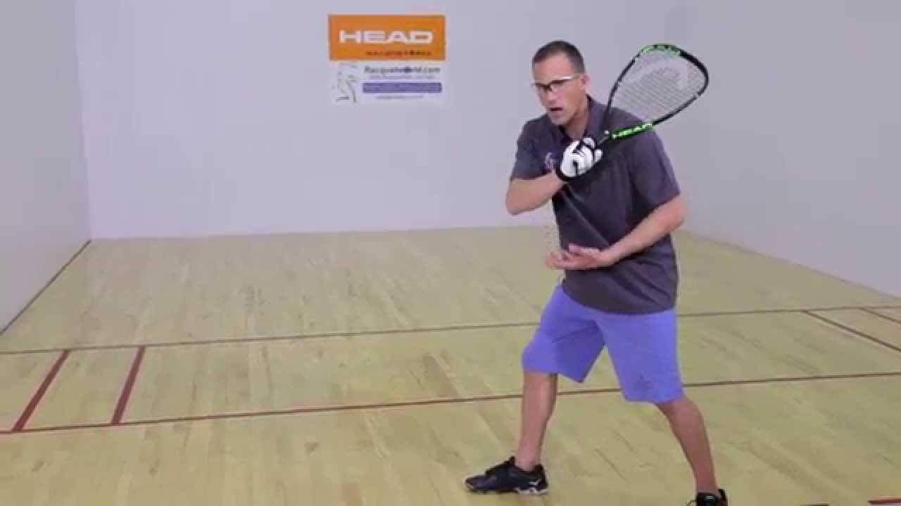 how to hit topspin with eastern grip