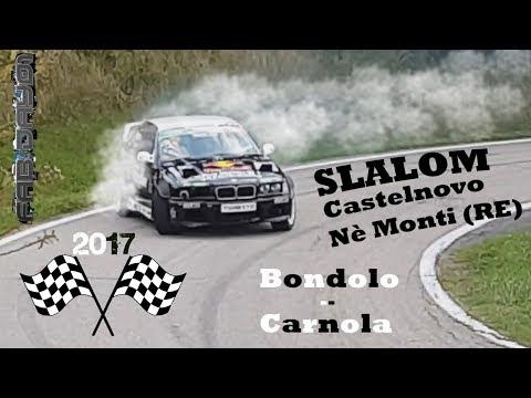 SLALOM CASTELNOVO NE' MONTI (Carnola - Bondolo) 2017 - FULL HD