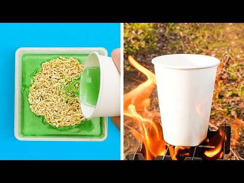 32 HANDY CAMPING HACKS FOR YOUR NEXT ADVENTURE