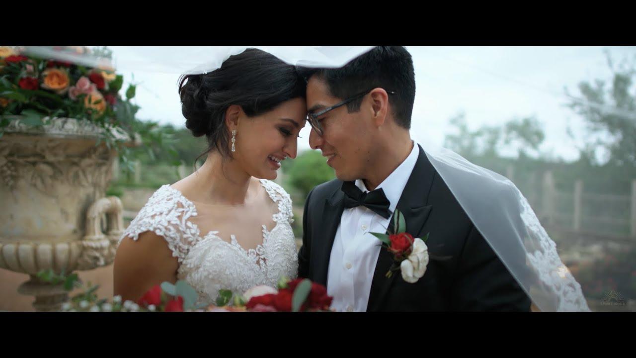 Ashley and Adrian's Wedding at Villa Antonia in Texas - 4/30/2021