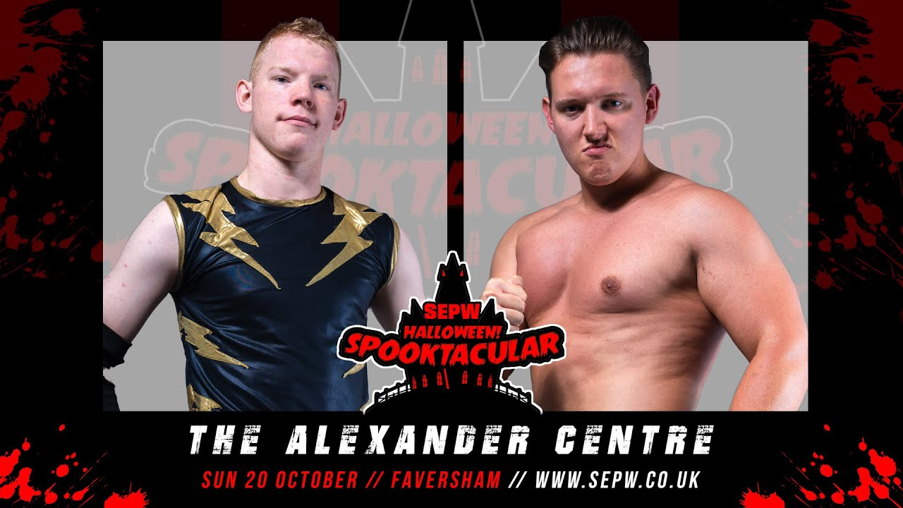 SEPW Wrestling 2019 | Jack Voltage vs. Justin Vincible | (20/10/2019)