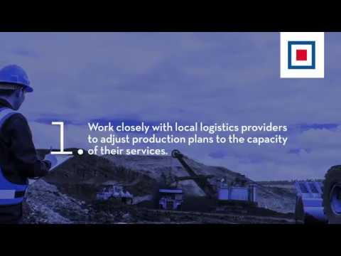 Logistics In Mining Industry