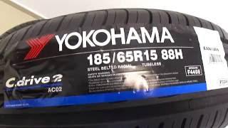 Обзор Yokohama C.Drive2 185/65 R15(, 2016-06-09T19:30:25.000Z)