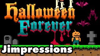 Halloween Forever - The Mississippi Pumpkin Project (Jimpressions) (Video Game Video Review)