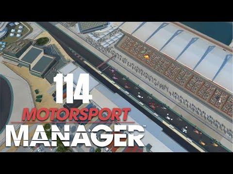 Motorsport Manager - GT Series [114] - Voller Tank für Dubai [Deutsch/German]