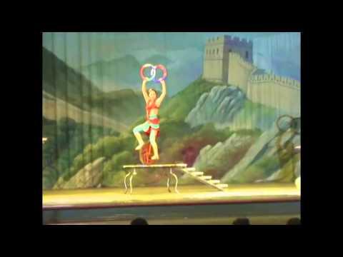 Enjoy Pekin Circus, Viernes 18 de Noviembre en Enjoy Santiago