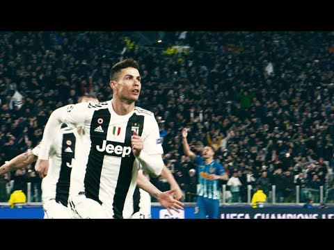 #GETREADY COMEBACK COMPLETE | Cristiano Ronaldo inspires Champions League round of 16 victory