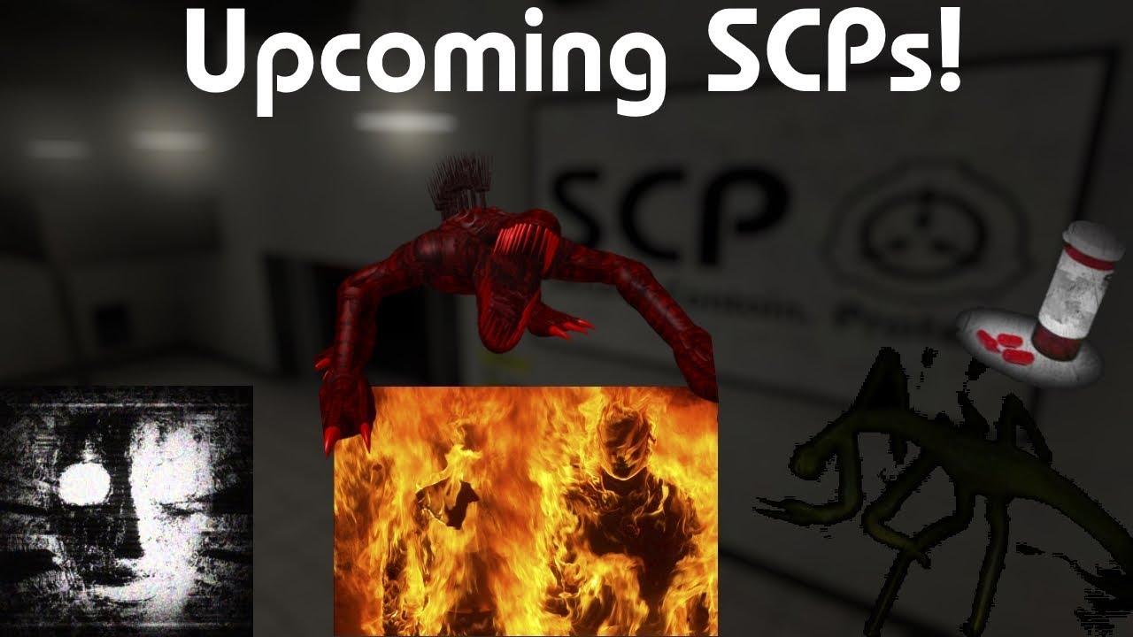 [description]Upcoming SCPs to SCP: Secret Laboratory