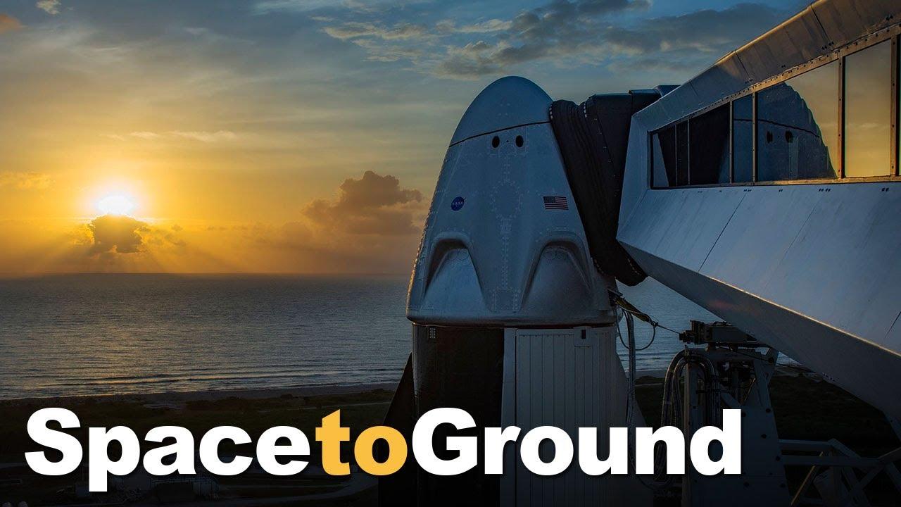 Space to Ground: Dawn of the Dragon: 05/29/2020 - NASA Johnson