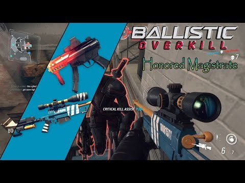 [Ballistic Overkill] Honored Magistrate Mp3