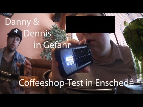 Cannabis-Radtour - Mit Dennis in Enschede