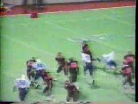 East Texas Sports - Corrigan-Camden Bulldogs - 1988